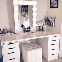 ikea dressing table -