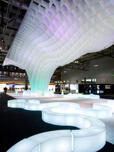 Arquitectura creando ambiente