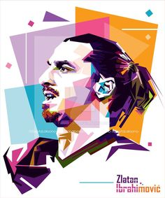 Zlatan Ibrahimovic WPAP