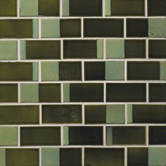 Dual Glaze - Heath Ceramics $45/ sq. ft.