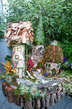 faery houses | What is a Fairy House?