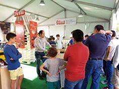Algunas de las actividades que se realizaron en la Feria, de la mano de expertos en materia.