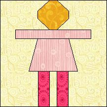 Block of Day for July 09, 2015 - Little Girll