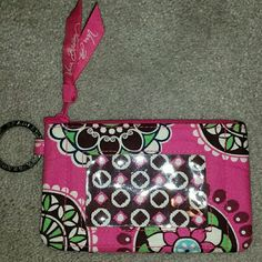 "Vera Bradley ID case / wallet Vera Bradley ID case / wallet (multiple styles available) 5""x3"" Vera Bradley Bags Wallets"