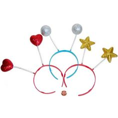 Deeleyboppers (just learned of the name today). I had heart ones!