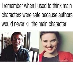 Really John and Veronica #tfios #divergent   honestly thats what I thought... until I read tfios and divergent