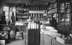 1930's Country Store Interior