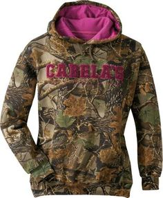 I want this soo much! Cabela's: Cabela's Women's Campus Hooded Sweatshirt