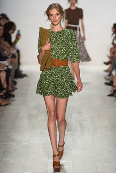 ❦  Michael Kors Spring 2014 Ready-to-Wear Collection Slideshow on Style.com