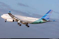 Garuda Indonesia, Airbus A330-243