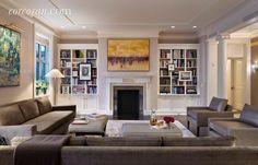 820 Park Avenue, Robert A.M. Stern, living room
