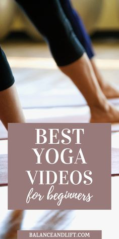 Looking to get started with beginner friendly yoga? Check out the best yoga videos to get started with yoga.Yoga For Weight Loss Weight Loss Meals, Quick Weight Loss Tips, Yoga For Weight Loss, Weight Loss Program, Best Weight Loss, Best Yoga Videos, Yoga Videos For Beginners, Yoga Meditation, Yoga Flow