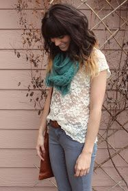 The Moptop: Mint & Lace