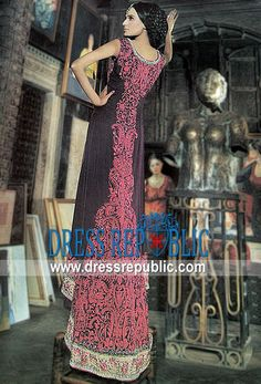 Grecian Fig Ventura, Product code: DR1763, by www.dressrepublic.com - Keywords: Shalwar Kameez Burbank, California - Indian Pakistani Designer Boutiques Burbank, CA, US