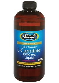 the Vitamin Shoppe Carnipure L-Carnitine 3000 MG, 16.0 Fluid Ounces , Liquid This is my favorite!!!! #vitaminshoppe #supplements