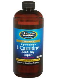 Carnipure L-Carnitine 3000 Mg - Buy Carnipure L-Carnitine 3000 Mg 16 Liquid at the Vitamin Shoppe
