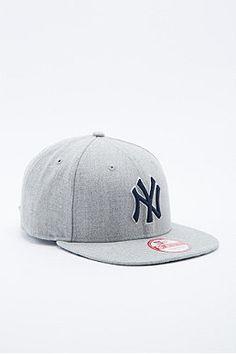New Era 9Fifty NY Yankees Snapback Cap in Grey Ny Yankees c1fef8adaeec