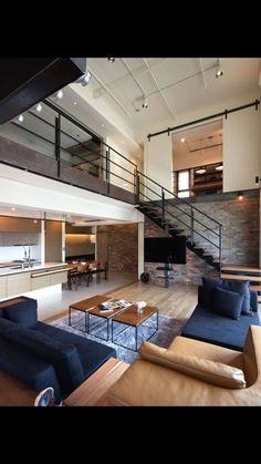 Spacious loft