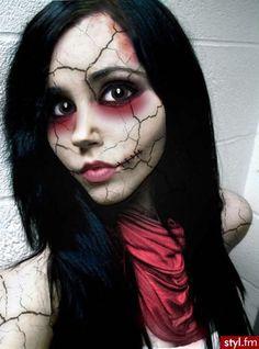 #halloween #makeup #zombie