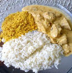Estrogonofe de frango. | 11 receitas que provam que a panela elétrica de arroz é muito versátil