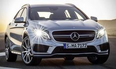 2015 Mercedes GLA45 AMG Release Date Specs Review – It was no astonishment to see an AMG form of the as of late dispatched Mercedes-Benz GLA-Class , particularly after Mercedes disclosed the GLA 45 AMG idea at the 2013 Los Angeles Auto Show