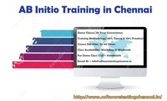 AB Inito Testing Training in Chennai provided by Experts. We are the Best AB Inito Testing Training Institute in Chennai. Best AB Inito Testing Center  http://www.softwaretestingchennai.in/courses/ab-inito-training-in-chennai/