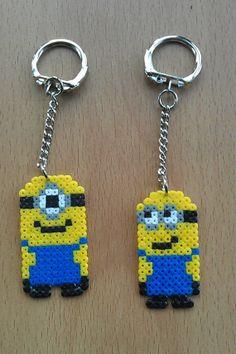 Despicable Me Minion Keychain set
