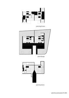 6 Casas geminadas + 1 Casa Isolada em Rocafort,plantas geminadas