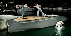 FRAUSCHER 1017 GT Yacht - Seatech Marine Products / Daily Watermakers