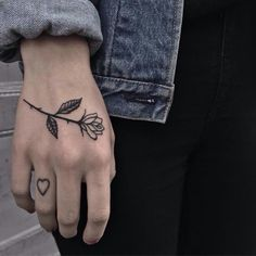 Image about beautiful in ;tattoos 💱 by tom on We Heart It Mini Tattoos, Rose Tattoos, Body Art Tattoos, Small Tattoos, Tatoos, Rose Hand Tattoo, Piercing Tattoo, Piercings, Pretty Tattoos
