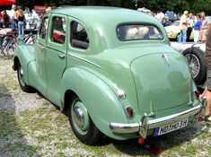 Austin A40 Devon    My Dad had one just like this, same color. What a great car it was!