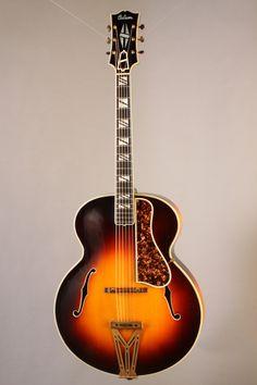 AR4437 1935 Gibson Super 400 Guitar Musical Instrument, Jazz Guitar, Guitar Amp, Musical Instruments, Gibson Acoustic, Gibson Guitars, Acoustic Guitars, Archtop Guitar, Vintage Guitars