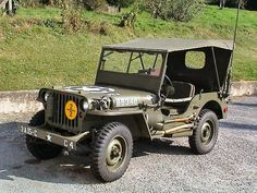 Jeep Willys 1944 - Photo 4