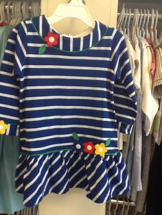 Florence Eiseman Fall dress @ The Children's Shop, Atlanta