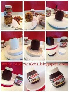 ..must make this one for my hubby!
