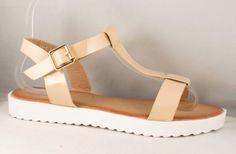 Poze Sandale Iyi Bej Shoes, Fashion, Sandals, Moda, Zapatos, Shoes Outlet, Fashion Styles, Shoe, Footwear