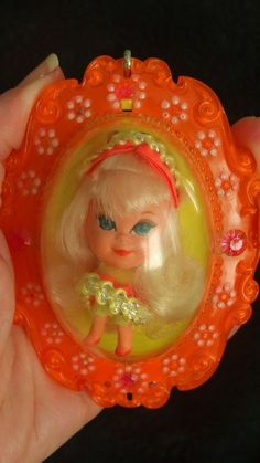 Lucky Locket Kiddles ~ Laverne with Locket