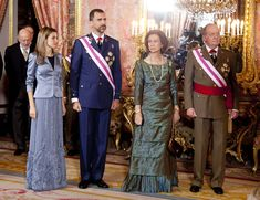 spain royal   The Spanish Royal Family Attend the 2011 Pascua Militar   The Royal ...