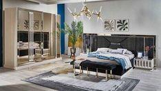 Bed Furniture, Furniture Design, New Bed Designs, Royal Bedroom, Closet Renovation, Room Design Bedroom, House, Home Decor, Loki