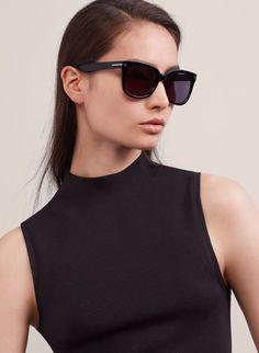 ABIGAIL | Aritzia Cat Eye Sunglasses, Eyewear, Stylish, Women, Fashion, Glasses, Moda, Women's, La Mode