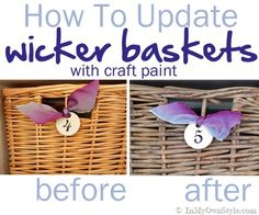 How-to-age-a-wicker-basket-with-paint
