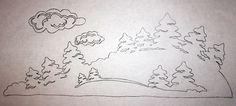 ЖИЗНЬ ПРЕКРАСНА - блог Наталии Юшковой.: Новогодние украшения из бумаги на окна. Фото. Часть 2.