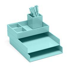 Aqua Super Stacked Mint Officecool Office Suppliesschool