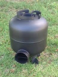 "Résultat de recherche d'images pour ""gas bottle rocket stove"" Diy Welding, Welding Projects, Projects To Try, Jet Stove, Make It Work, How To Make, Cooking Stove, Rocket Stoves, Wood Burner"