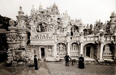 Postman Cheval's ideal palace