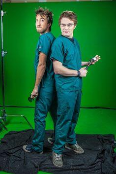 Dr. Jones & Dr. Free • Rooster Teeth • Achievement Hunter