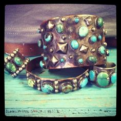 Mad Cow jewelry, find it at The Rusty Rose  therustyrose.com