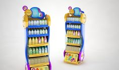 POP project for J&J Brazil. by Mathias D'Andrea Modena, via Behance