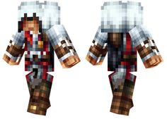 Ezio Skin Ezio Auditore da Firenze is a the main character in Assassin's Creed II.