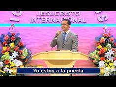 Enseñanza: Yo estoy a la puerta - YouTube Youtube, Jesus Christ, Fire Places, Xmas, Youtubers, Youtube Movies